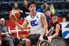 Wheelchair basketball finishes off the Canada Winter Games with a win