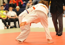 Two Silver Medals for Female Team BC Judo