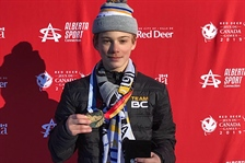 Snowboard lands three medals in slopestyle