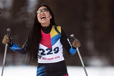 Video: Para nordic athlete an inspiration for Team BC
