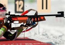 Team BC captures silver and several top five finishes in biathlon