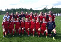 Team BC Soccer nets gold and silver