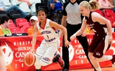 Women's Basketball finishes eighth