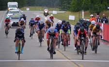 Strong performances in Women's Road Race