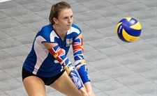Team BC takes seventh place in women's volleyball