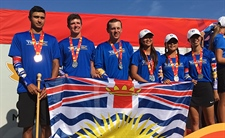 BC earns silver and bronze in Men's golf competition