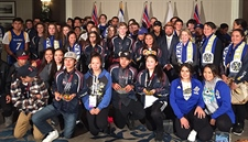 Recognizing B.C. Athletes: Team BC Unite