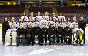 Team BC female hockey roster announced for 2019 Canada Winter Games