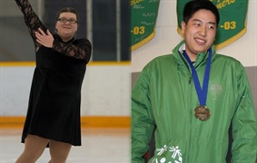 Special Olympics BC names Team BC figure skaters