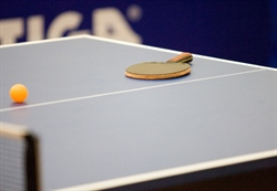 Table Tennis prepares for competition in Red Deer