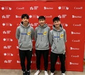Table Tennis brings home another medal for Team BC!