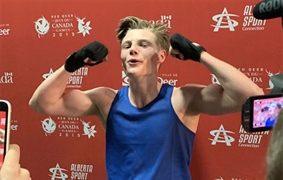 Boxer brings home bronze for Team BC