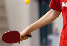 Triple Gold for Zhou at Table Tennis in Red Deer
