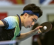 Double Podium finish for Team BC in Male Singles at Table Tennis
