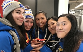 Short Track Speed Skating adds to Team BC's medal total