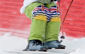 Freestyle skier Skye Clarke earns set of medals