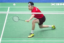 Team BC badminton has players move to finals
