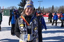 Five medal day for Team BC in cross country