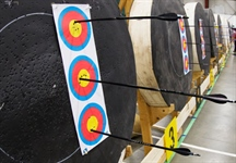 Competition begins for Team BC Archery