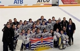 Bronze for women's hockey at Canada Winter Games