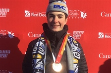Bronze from Team BC in ski cross