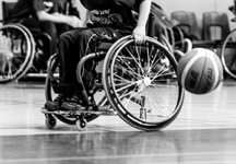 Determined wheelchair basketball team rewarded with win over Team Nova Scotia