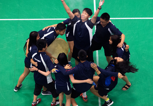 Team Bc Badminton Earns Gold For Retiring Coach Shaikh